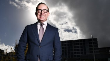 Qantas CEO Alan Joyce raked in $14.3m last year.