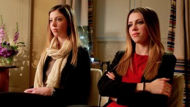 Sisters at the centre of a custody battle talk to 60 Minutes.