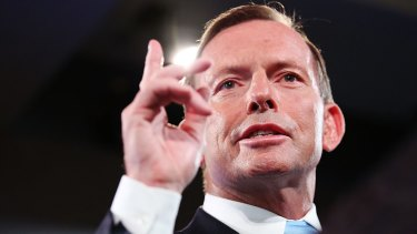 Former prime minister Tony Abbott will be a guest at a Liberal party fundraiser in Victoria.