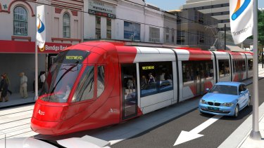 Construction of the first stage of the line is due to start in the middle of next year.