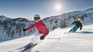 Austria's Alps: adjusting to a changing climate.