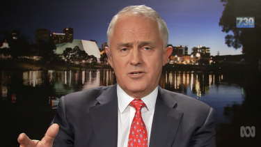 Malcolm Turnbull on ABC 7.30 said his negative gearing policy was 'common sense'. John Daley thinks he is wrong.