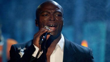 An actress has accused Seal of assaulting her in 2016.