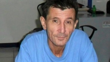 Australian Warren Rodwell, a former hostage in the Philippines.