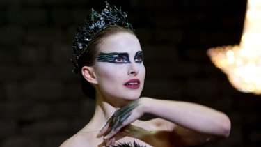 Natalie Portman stars as Nina in <i>Black Swan</i>.