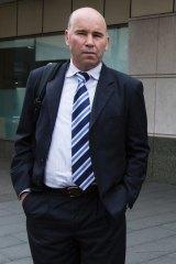Government adviser and deradicalisation academic Clarke Jones.
