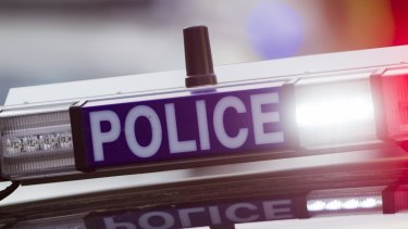 A man has allegedly been stabbed in Greenslopes.