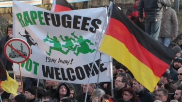 Fabricated anti-immigrant narratives have been pushed on social media in the US and Germany, with rape a particular theme in the latter country.