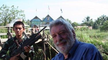 In Waley, Thai-Burma border, 2010.