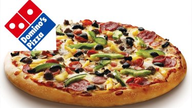 Domino's shares have fallen by a third in 12 months.