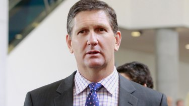 Lawrence Springborg says the Premier attempted to cover up allegations of domestic violence against Billy Gordon.