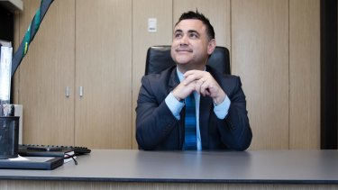 The cabinet announcement will be made in the Monaro electorate held by Nationals leader John Barilaro.