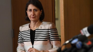 "Premier Gladys Berejiklian says the government ""has to do something"" to combat extreme ideologies."