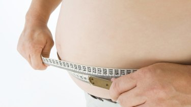 Obesity in adults will reach 35 per cent by 2025.