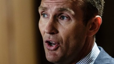 Digital skills inadequate: NSW Education Minister Rob Stokes says teachers need to be able to prepare students for an increasingly digital world.