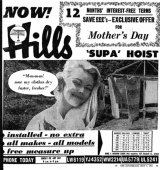Mother's Day retail advertising has come a long way since 1961