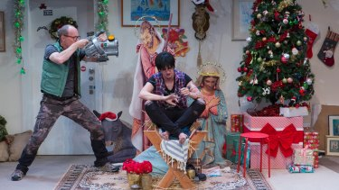 Silent Night at the Eternity Playhouse.