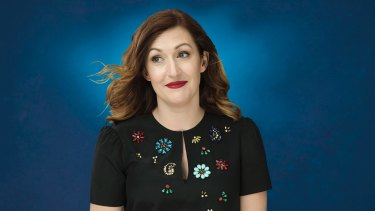 Celia Pacquola will perform at the Melbourne Comedy Festival this year.