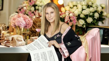 Barbra Streisand calls in the movie stars to sing with her on her new album of duets.