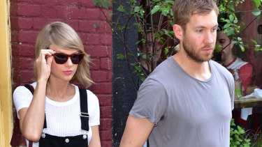 Taylor Swift and Calvin Harris dated for 15 months before an ugly break-up.