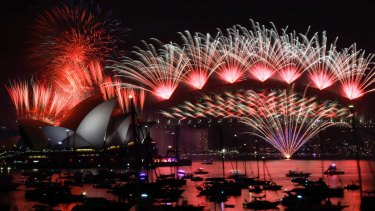 Billions of Facebook and YouTube users will be able to watch Sydney's New Years Eve firework celebrations live from their mobile phones.