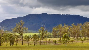 Gloucester Valley: Site for planned CSG project.