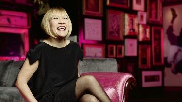 Activist, advertising guru, branding specialist Cindy Gallop.