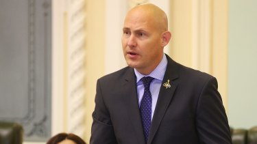 IR Minister Curtis Pitt volleyed the Opposition's criticism of the bill back at members opposite, saying they learnt nothing from the election.