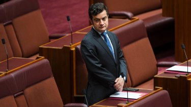 "A spokesman for Senator Sam Dastyari rejected the claims as ""complete rubbish""."