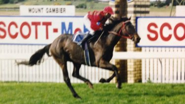 A world apart: Bannister during his racing days.