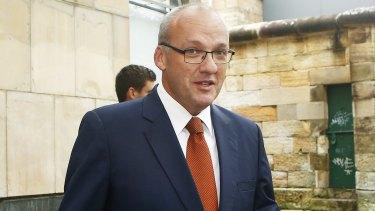 Opposition Leader Luke Foley.