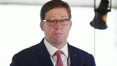 Troy Grant announced the relaxation of bottle shop opening hours from Friday.