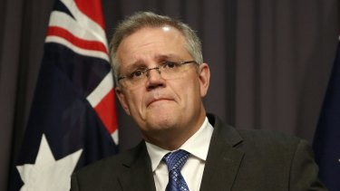 """Slammed: Refugee advocates say Scott Morrison is in """"complete denial"""" about the global refugee system."""