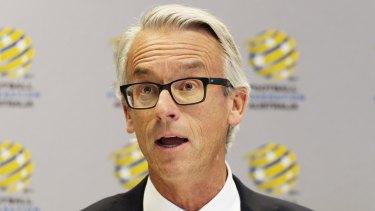 Football Federation Australia chief executive David Gallop is a signatory.
