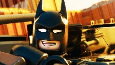 The Lego Batman Movie opens in cinemas this week.