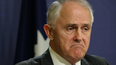 Prime Minister Malcolm Turnbull: a persistent, nagging sense that whatever the plan is meant to be, nothing is quite going according to it.