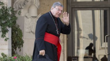 George Pell has publicly criticism Pope Francis' decision to place climate change at the top of the Catholic Church's agenda.