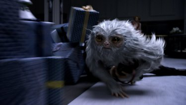 A mythical creature from <i>Fantastic Beasts and Where to Find Them</i>, the <i>Harry Potter</i> spin-off created specifically for the big screen by J.K. Rowling.