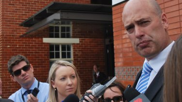 Dean Nalder says he has no intention to resign as WA Transport Minister.