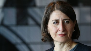 """We would welcome the introduction of competition payments"": NSW Treasurer Gladys Berejiklian"