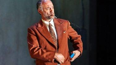Jos? Carb? as Alfio in Opera Australia's Cavalleria Rusticana.