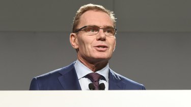 BHP chief executive Andrew Mackenzie personally asked Trump not to reject Paris.