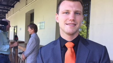 Welterweight Jeff Horn is ready to rumble before a home-town crowd in April.