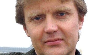 Alexander Litvinenko in 2002.