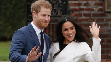 Meghan Markle tends toward a more natural makeup look.