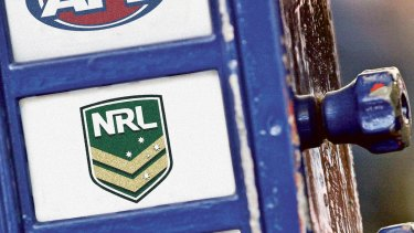 Bookmakers will need to enter into an arrangement with the NRL before they can offer any options on matches.