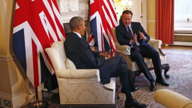 The Leave camp was caught off guard when Barack Obama swept into London to make the US view brutally clear.