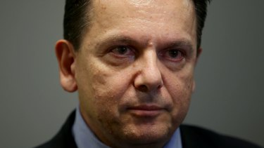"""""""There are other priorities the government should focus on"""": South Australian senator Nick Xenophon has cut a """"middle way"""" on corporate tax cuts."""