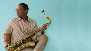 Ravi Coltrane swept his audience up in the music's impassioned embrace.
