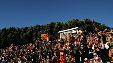"""The fans are as big a part of """"the game"""" as anyone from the NRL or the clubs."""